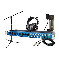 PreSonus Audiobox 1818VSL MXL CAD Package (1818VSL MXL CAD Package)
