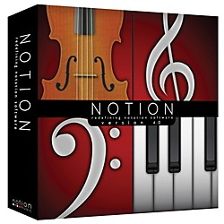 PreSonus Notion 4 Music Notation (1093-15)