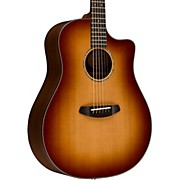 Breedlove Premier Dreadnought Copper CE Sitka Spruce - East Indian Rosewood Acoustic-Electric Guitar