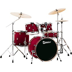 Premier XPK Modern Rock 22 Lacquer 5-Piece Shell Pack (6489944TRL)