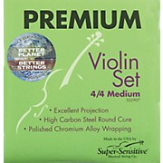 Super Sensitive Premium 4/4 Size Violin Strings