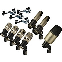 CAD Premium 7-Piece Drum Microphone Kit