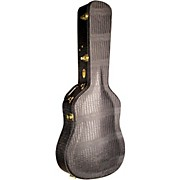 Guild Premium Alligator Grand Orchestra Acoustic Guitar Case