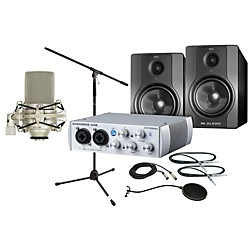 Presonus AudioBox 2x2 BX5 Package (AudioBox BX5 Package)