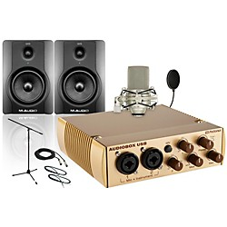 Presonus AudioBox Gold 990 BX5 Package (AudioBox Gold990BX5 PKG)