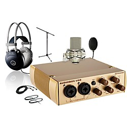 Presonus AudioBox Gold 990 M80MKII Package (AudioBox Gold990M80MKII P)