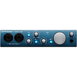 Presonus AudioBox iTwo 2x2 USB/iPad Recording System (AudioBox iTwo)