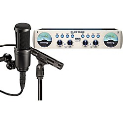 Presonus Blue Tube DP & AT2041SP Dual Mic & Preamp Package (KIT772479)