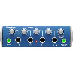 Presonus HP4 Discrete 4-Channel Headphone Amp (HP4)