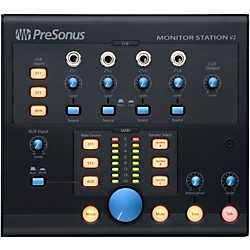 Presonus Monitor Station V2 Desktop Studio Control Center (MONITOR STATION II)