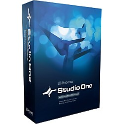 Presonus Studio One 2.0 Producer to Professional 2.0 Upgrade (S1 PROD-PROF UPG)