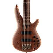 Ibanez Prestige SR5006 6-String Electric Bass Guitar