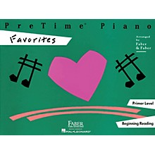Faber Piano Adventures Pretime Piano Favorites Book Primer Level