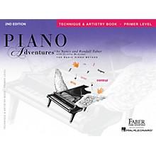 Faber Piano Adventures Primer Level - Technique & Artistry Book - Original Edition Faber Piano Adventures® Book by Nancy Faber