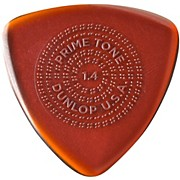 Dunlop Primetone Triangle Sculpted Plectra with Grip 3-Pack