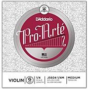 D'Addario Pro-Arte Series Violin G String