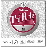 D'Addario Pro-Arte Series Violin String Set