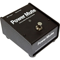 Pro Co Power Mute Mic Mute Switch (CDPM)