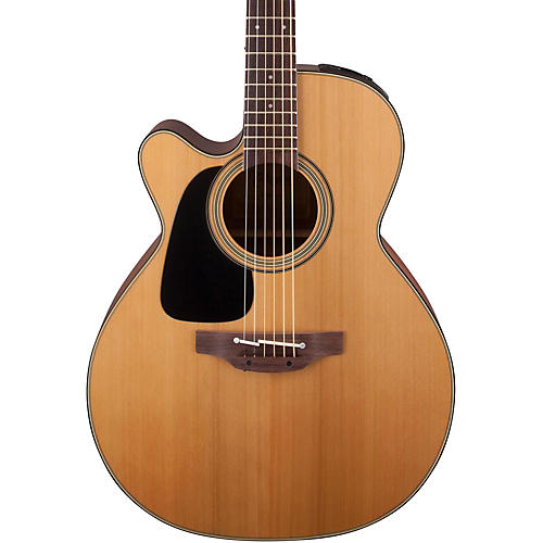 Takamine Pro P1NC-LH Left-Handed Acoustic-Electric Guitar-thumbnail