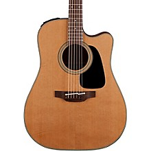 Takamine Pro Series 1 Dreadnought Cutaway Acoustic Electric Guitar