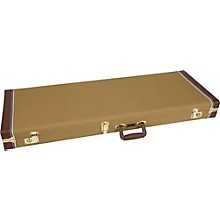 Fender Pro Series Stratocaster/Telecaster Tweed Guitar Case