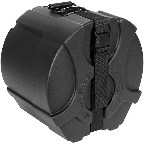 Humes & Berg Pro Tom Drum Case with Foam Black 13X9 inch-thumbnail