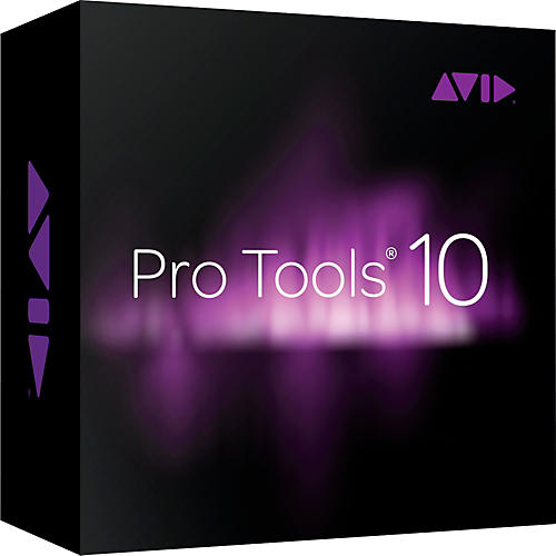 Avid Pro Tools 12 (Activation Card)-thumbnail