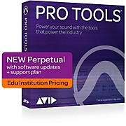 Avid Pro Tools 12.6 with 1-Year Standard Support - Institutional (Activation Card)