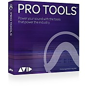 Avid Pro Tools 12.6 with 1-Year Upgrade Plan (Boxed Version)