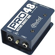 Radial Engineering Pro48 Active 48-Volt Compact Active Direct Box
