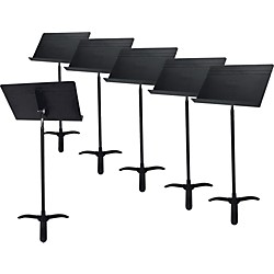 ProLine Conductor Sheet Music Stand 6-Pack (KIT885966)