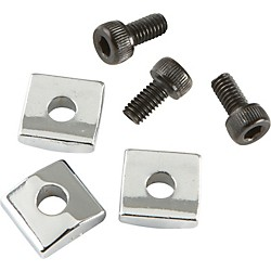 ProLine Floyd Rose-Style Locking Nut Block w/ Screws 3 Pack (PL196)