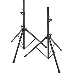 ProLine LST2BK Speaker Stand Pair (LST2BKPAIR)