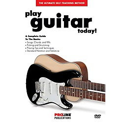ProLine Play Guitar Today! (DVD) (320384)