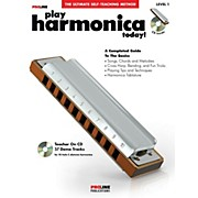 Proline ProLine Play Harmonica Today! Method Book with CD & DVD