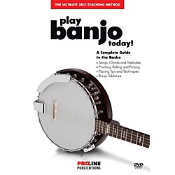 ProLine Proline - Play Banjo Today DVD (321256)