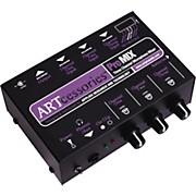 ART ProMIX 3-Channel Microphone Mixer