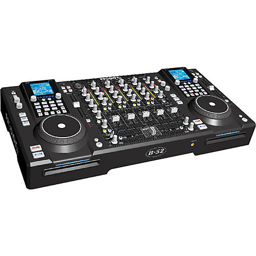 B-52 Prodigy FX DJ Workstation-thumbnail