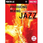 Berklee Press Producing & Mixing Contemporary Jazz Berklee Guide Series CD-ROM Written by Dan Moretti