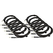 Musician's Gear Professional Cable 10 Feet 10-Pack