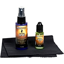 Music Nomad Professional Grade Three-piece Care Kit