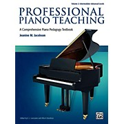 Alfred Professional Piano Teaching, Volume 2 - Intermediate / Advanced
