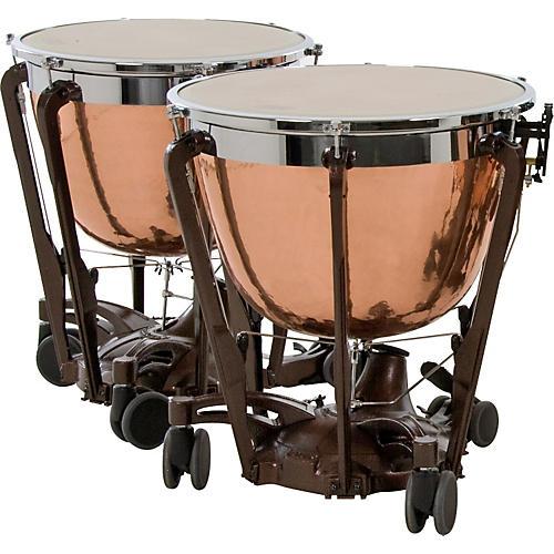 Adams Professional Series Generation II Cambered Copper Timpani, Set of 2