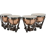 Adams Professional Series Generation II Polished Copper Timpani, Set of 4