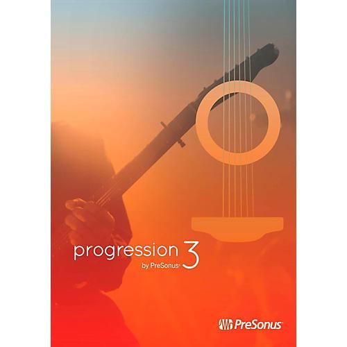 PreSonus Progression 3 Music Notation Software-thumbnail