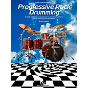 Hal Leonard Progressive Rock Drumming Book w/ Online Audio