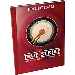 ProjectSAM True Strike 2 Cinematic World and Effects Percussion Library (PS-TS2-500943)