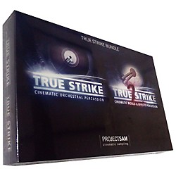 ProjectSAM True Strike Pack (Vols. 1 & 2) (PS-TSP-H)