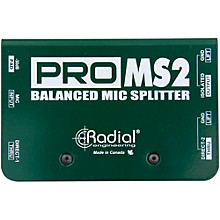 Radial Engineering PromS2 Passive Microphone Splitter
