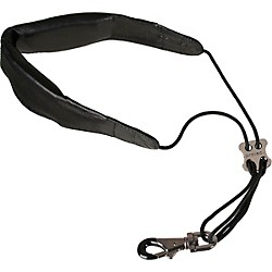 "Protec 22"" Leather Saxophone Neckstrap with Metal Snap (L310M)"